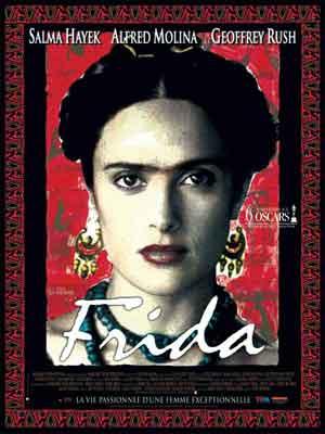 Ce soir, Frida de Julie Taymor  dans Cinéma frida